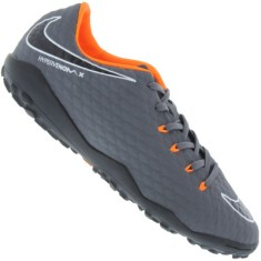 Foto Chuteira Society Nike HypervenomX Phantom 3 Academy Adulto b2684ad4b94c4