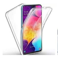 Imagem de Capa Case Capinha 360 Frente E Verso Samsung Galaxy A20 A30