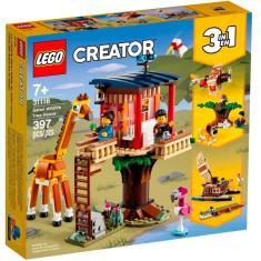 Imagem de LEGO Creator 3 Em 1 - Safari Casa na Árvore - 31116