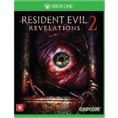 Jogo Resident Evil Revelations 2 Xbox One Capcom