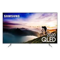 "Smart TV QLED 85"" Samsung 4K HDR 85Q70T 4 HDMI"
