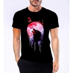 Imagem de Camiseta Camisa Lobisomem Licantropo Homem Lobo Terror 2