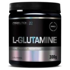 L-Glutamine Powder 300g Probiótica - L-Glutamina em Pó Pura