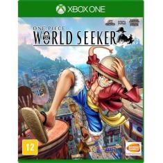 Imagem de Jogo One Piece World Seeker Xbox One Bandai Namco