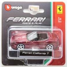 Imagem de Ferrari California T - Race & Play - 1/64 - Bburago