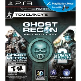Jogo Tom Clancy's: Ghost Recon Anthology PlayStation 3 Ubisoft