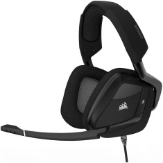 Headset com Microfone Corsair Void Pro RGB USB Dolby 7.1