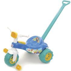 Imagem de Triciclo com Pedal Magic Toys Tico-Tico Príncipe