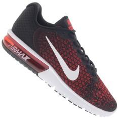 0769bd5d48474 Tênis Nike Masculino Corrida Air Max Sequent 2