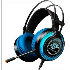 Imagem de Headset Gamer com Microfone K-Mex Gaming Master AR-S9300