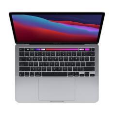 "Macbook Apple Pro M1 13"" 8GB SSD 256 GB Tela de Retina Mac OS Wi-Fi"