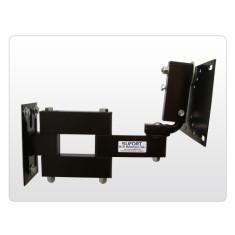 """Suporte para TV LCD/LED/Plasma Parede Articulado 10"""" a 42"""" Sufort LCD-30"""