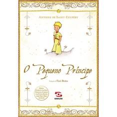 O Pequeno Príncipe - Edição Completa - Versão Luxo - Saint-exupéry, Antoine De - 9788581303079
