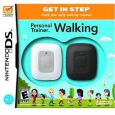 Jogo Personal Trainer Walking Nintendo DS