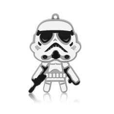 Pen Drive Multilaser 8 GB USB 2.0 Stormtrooper PD039