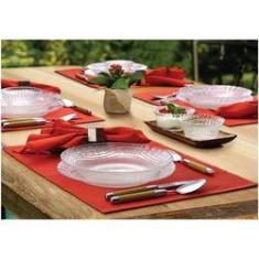 Imagem de Aparelho de Jantar 12 Peças Wheaton Cristal 5160