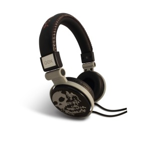 Headphone com Microfone OEX Skull HP-101