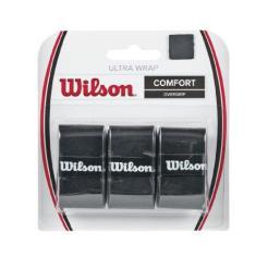Wilson Ultra Wrap Tennis Overgrip (pacote com 3),