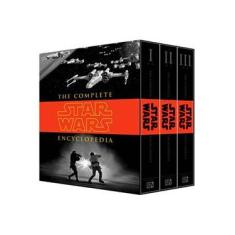 The Complete Star Wars Encyclopedia - Stephen J. Sansweet - 9780345477637