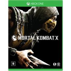 Jogo Mortal Kombat X Xbox One Warner Bros