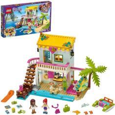 Imagem de Lego 41428 Friends - Casa Da Praia - 444 Peças