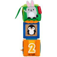 Imagem de Brinquedo Blocos Empilhando E Explora Fisher-Price