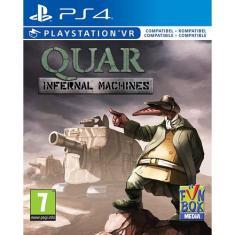 Jogo Quar Infernal Machines PS4 Fun Box Media