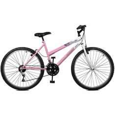 Bicicleta Master Bike 18 Marchas Aro 26 Freio V-Brake Emotion