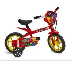 Imagem de Bicicleta Bandeirante Lazer Aro 12 Ricky Zoom
