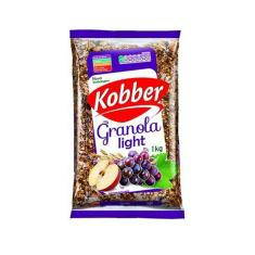 Granola light cacau - 1kg Kobber