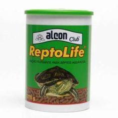 Imagem de Ração Alcon Reptolife Para Tartaruga - 270gr