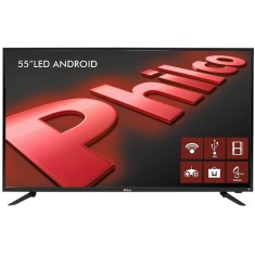 "Smart TV TV LED 55"" Philco Full HD PH55A17DSGWA 3 HDMI"
