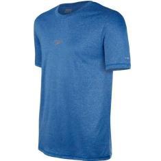 Imagem de Camiseta Speedo Blend Masculina Mescla