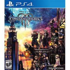 Jogo Kingdom Hearts III PS4 Square Enix