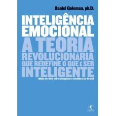 Inteligência Emocional - Goleman, Daniel - 9788573020809