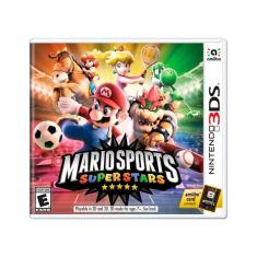 Jogo Mario Sports Superstars Nintendo 3DS