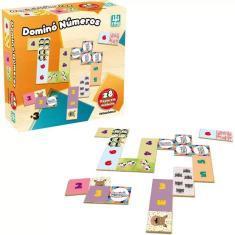 Imagem de Dominó em Números - Nig - Nig Brinquedos