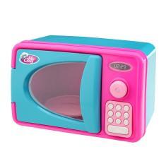 Imagem de Micro-ondas Le Chef 203 Usual Brinquedos