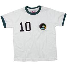 Camisa Retrô Cosmos 1976 Infantil Liga Retrô