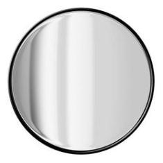 Imagem de Espelho Ventosa 10x Maquiagem Barbeador Box Banheiro Lupa