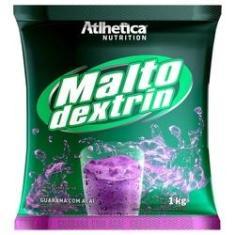 Maltodextrin Saco 1kg Guaraná c/Açai - Athletica Nutrition