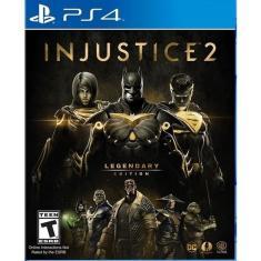 Imagem de Injustice 2 Legendary Edition - PS4 (Versão em Inglês)