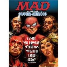 Imagem de MAD: Alopra os Super-Heróis