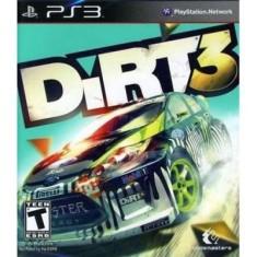 Jogo DIRT 3 PlayStation 3 THQ