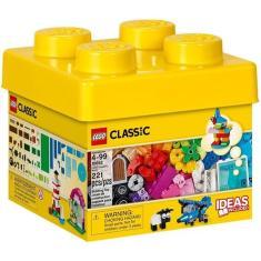 Imagem de Lego Classic 10692 Balde Caixa Criativa 221 Peças