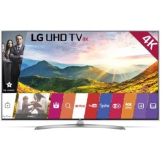 "Smart TV TV LED 55"" LG 4K HDR Netflix 55UJ7500 4 HDMI"