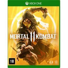Jogo Mortal Kombat 11 Xbox One Warner Bros