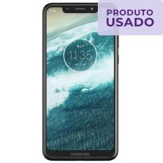 Imagem de Smartphone Motorola One Usado 64GB Android Câmera Dupla