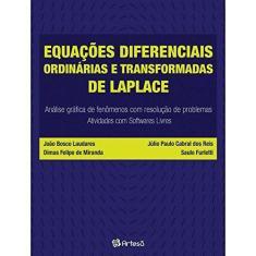 Imagem de Equações Diferenciais Ordinárias e Transformadas de Laplace - Laudares, João Bosco - 9788588009615
