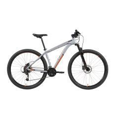 Bicicleta Mountain Bike Caloi 21 Marchas Aro 29 Suspensão Dianteira Freio a Disco Hidráulico Caloi 29 2021